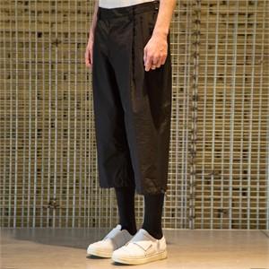 [노이어] Silk Bucket Pants