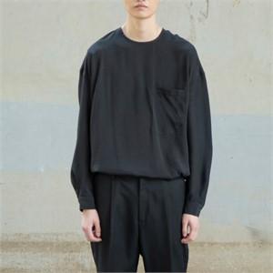 [노이어] 19S/S Overfit Tunic Shirts