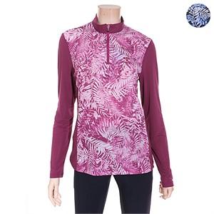 투스카로라 PGD01 팜트리 우먼 티셔츠/봄.여름 W