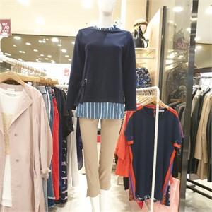 샤트렌 NC05 셔링목선셔츠형저지티셔츠 HC9S TS201