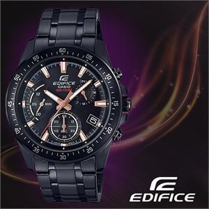 CASIO 카시오 에디피스 EFV-540DC-1B 메탈밴드 남성시계 손목시계