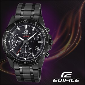 CASIO 카시오 에디피스 EFV-540DC-1A 메탈밴드 남성시계 손목시계