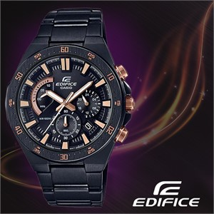 CASIO 카시오 에디피스 EFR-563DC-1A 메탈밴드 남성시계 손목시계