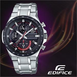 CASIO 카시오 에디피스 EQS-920DB-1A 메탈밴드 남성시계 손목시계
