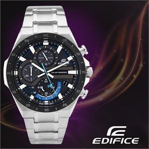 CASIO 카시오 에디피스 EQS-920DB-1B 메탈밴드 남성시계 손목시계