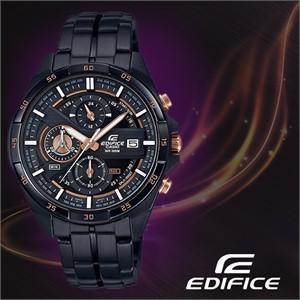 CASIO 카시오 에디피스 EFR-556DC-1A 메탈밴드 남성시계 손목시계