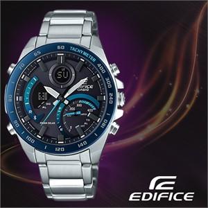 CASIO 카시오 에디피스 ECB-900DB-1B 메탈밴드 남성시계 손목시계