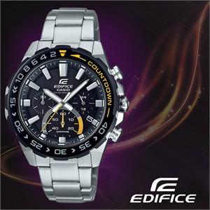 CASIO 카시오 에디피스 EFS-S550DB-1A 메탈밴드 남성시계 손목시계