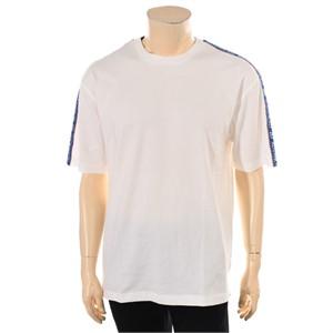 TBJ NC02 소매테이프 루즈핏 티셔츠 T182TS040P