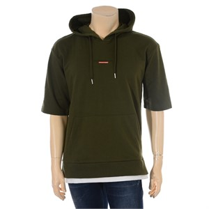 TBJ NC02 남녀공용 루즈핏 후드 티셔츠 T172TS310P