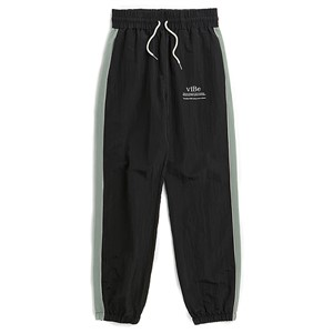 [COLLECTION LINE]HIGHTECH TRACK PANTS BLACK