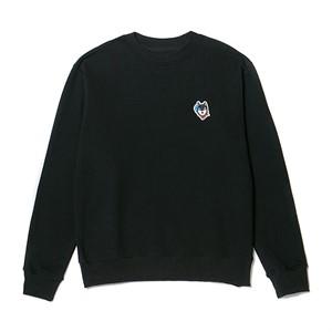 [NOJAMBOT X BC]CM BASIC LOGO SWEAT-SHIRTS BLACK