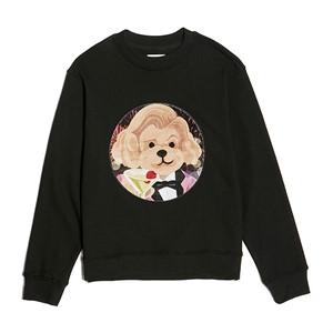 ILP DOGSBY DOG PATCH S-S BLACK