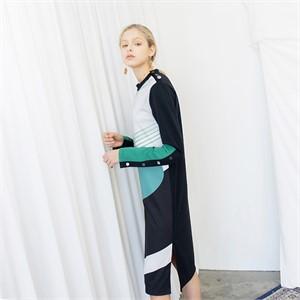 [누팍] 오즈 그린 드레스