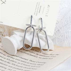드로이트 드롭 귀걸이(RG)