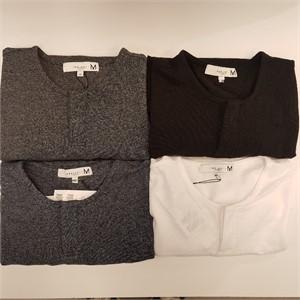 엠폴햄 NC05 헨리넥 반팔 티셔츠 EPZ2TR1501