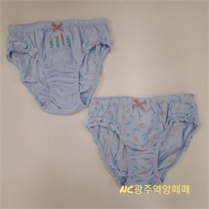 앙떼떼 NC05 허브여아2입팬티 ATPB19W91