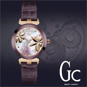 [GC] 게스컬렉션 Y22001L3 여성시계 가죽밴드 패션시계