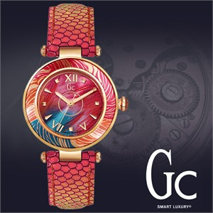 [GC] 게스컬렉션 Y12002L3 여성시계 가죽밴드 패션시계