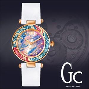 [GC] 게스컬렉션 Y12004L7 여성시계 가죽밴드 패션시계