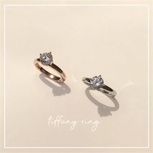 [제이블링] 고급스러운 반지 추천! 1캐럿 큐빅 반지