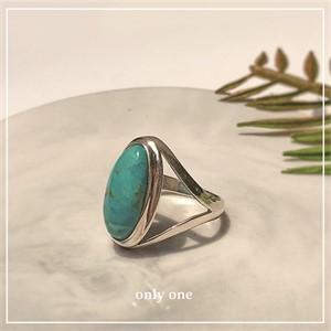 [제이블링] 12월 탄생석 반지! 터키석 오벌 타원링