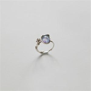 [비베] Dewy Branch Ring  (Silver)