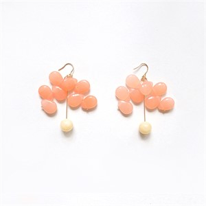 [비베] Apricot Seed Earring
