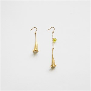 [비베] Dewy Flower Earring