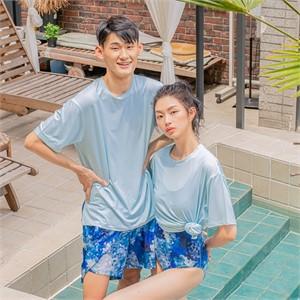 [블리다] skyblue unisex t-shirts