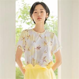 [블리다] starfish t-shirts