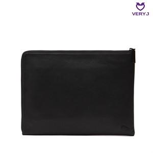 [베리제이]더블핸드 클러치 VJ0043 블랙