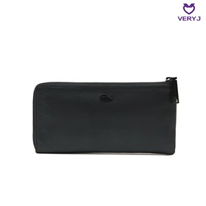 [베리제이]더블머니 장지갑 VJ0044 블랙