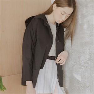 [블레어바이스퀘어] [blair by square] Hoody Jacket (2 Color)