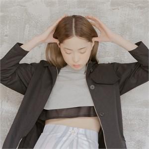 [블레어바이스퀘어] [blair by square] Crop Mesh T-Shirt (2 Color)