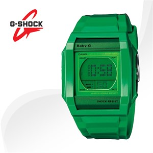 BABY-G 베이비쥐  正品 BG-810PD-3DR 스포츠 시계