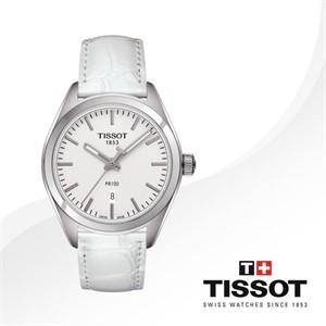 [병행수입]TISSOT T101.210.16.031.00 티쏘 가죽시계