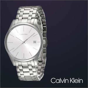 Calvin Klein K4N21146 캘빈클라인 CK 남성 메탈시계