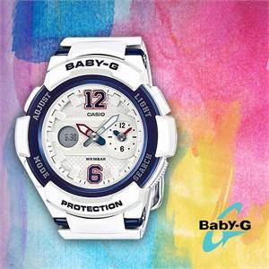BABY-G 베이비지 BGA-210-7B2D 우레탄 밴드 여성시계