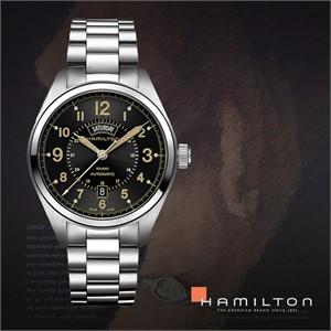 HAMILTON 해밀턴 H70505933 남성 메탈밴드 패션시계