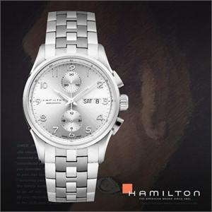 HAMILTON 해밀턴 H32576155 남성 메탈밴드 패션시계