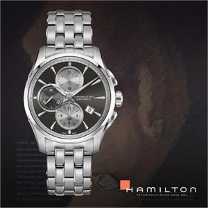 HAMILTON 해밀턴 H32596181 남성 메탈밴드 패션시계