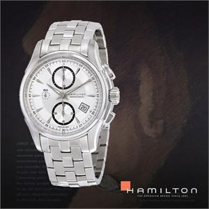 HAMILTON 해밀턴 H32616153 남성 메탈밴드 패션시계