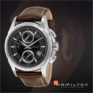 HAMILTON 해밀턴 H32616533 남성 가죽밴드 패션시계