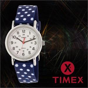 TIMEX 타이맥스 TW2P65300 여성 나토밴드 패션시계