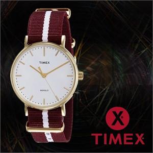 TIMEX 타이맥스 TW2P98100 여성 나토밴드 패션시계