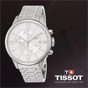 TISSOT 티쏘 T099.427.11.038.00 남성 메탈밴드시계