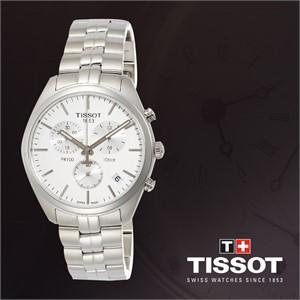TISSOT 티쏘 T101.417.11.031.00 남성 메탈밴드시계
