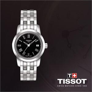 TISSOT 티쏘 T033.210.11.053.00 여성 메탈밴드시계