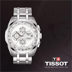 TISSOT 티쏘 T035.627.11.031.00 남성 메탈밴드시계